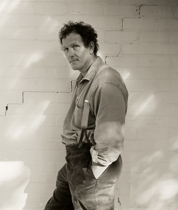 Monty Don photographed by Charlie Hopkinson � 2011