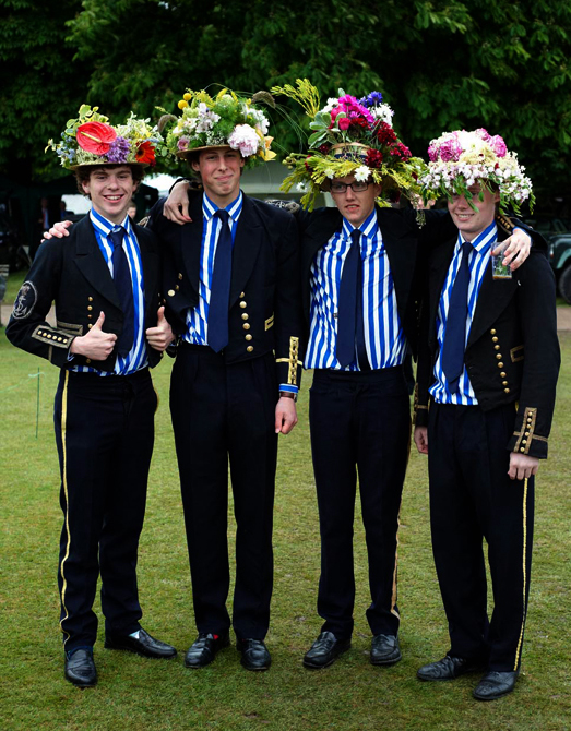 Fourth of June, Eton College, photographed by charlie Hopkinson � 2009