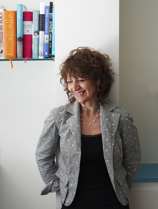 Susie Orbach photographed by charlie Hopkinson �