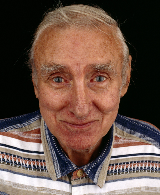 Spike Milligan photographed by charlie Hopkinson �